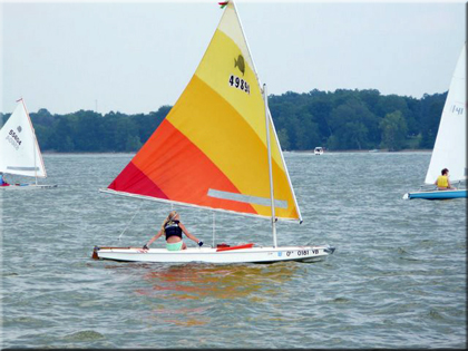 Sailing in Ohio