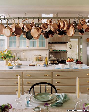 Martha Stewart's Famous Turkey Hill Estate, the ultimate in Preppy.  From MarthaStewart.com