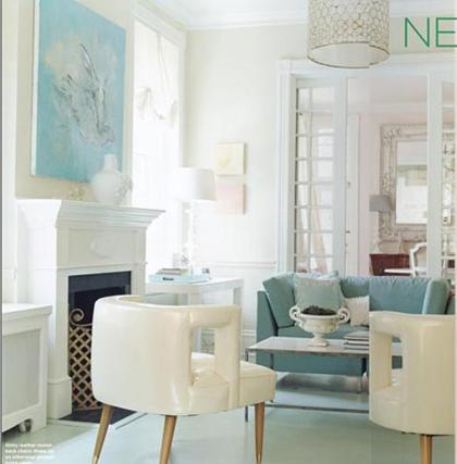 Katie Ukrop's home from Domino Magazine August 2008